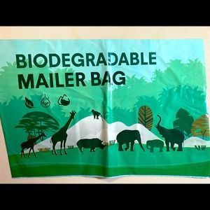 🌻 18 Biodegradable Mailers!!